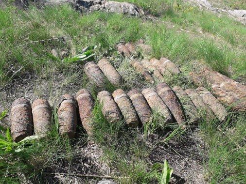 Земля Кіровоградщини досі приховує смертоносні пам'ятки війни