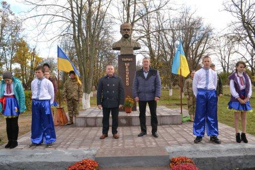 Наслідки декомунізації: Тарас Шевченко замість Володимира Леніна