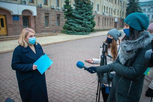 """Вікторія Кулікова: """"Парламент прийняв закон, який сприятиме подальшій реформі територіальної організації влади"""""""