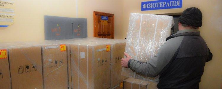Благовіщенська, Голованівська та Новоархангельська лікарні отримають кисневі концентратори