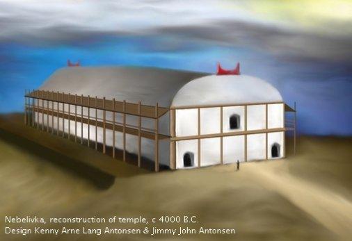 У Небелівці планують відтворити трипільський храм