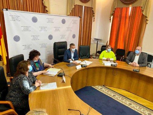 Голованівський район завершив процес передачі-прийому майна