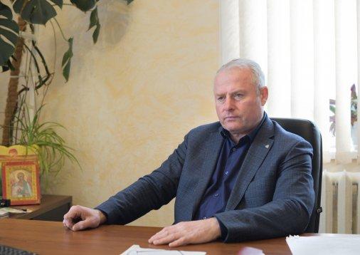 """Віктор Лозінський: """"Надіємось на себе, на Бога і на керівників сільськогосподарських підприємств"""""""