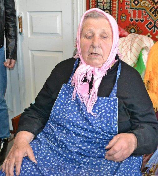 Ганна Фоківна П'яничук - 85-річна ветеранка поштової справи