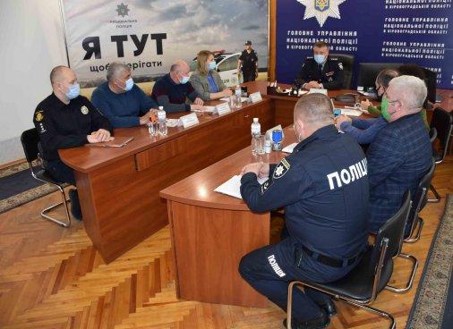 Ще шість територіальних громад на Кіровоградщині підписали з поліцією меморандуми про співпрацю