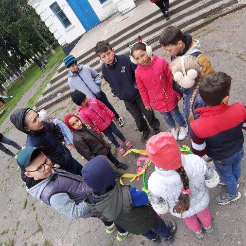 Міжнародний день захисту дітей: Тернівка, Нерубайка, Копенкувате, Мартинівка